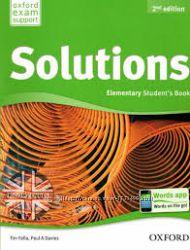 Solution, 2nd Edition, дешево