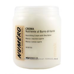 Маска для волос Brelil Numero Karite с маслом карите и авокадо