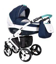 Купить хорошую коляску, Коляска Сoletto Florino Carbon  2 в 1 Новинка