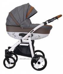 Купить коляску в интернете, Коляска Coletto Savona Decor 2 в 1