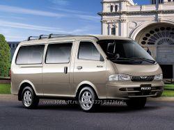 ЗЧ микроавтобус Hyundai и Kia pregio.