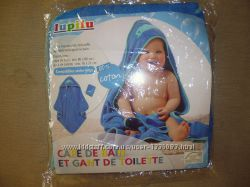 полотенце-уголок Lupilu