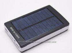 Солнечная батарея зарядное устройство многофункциональное USB 30000 мАч