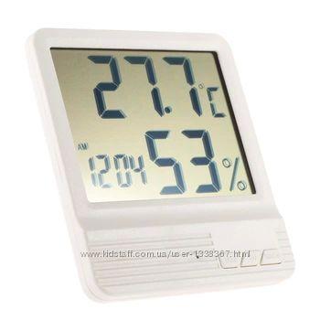 Гигрометр. термометр. Термогигрометр.  Метеостанция.
