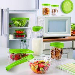Посуда Luminarc. Контейнеры, банки, салатники, стаканы, бокалы. Опт.