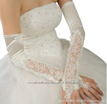 Аксессуары для свадьбы. Тату. Перчатки. Декор-цветы