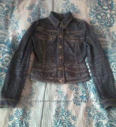 Куртка джинсовая 42 размера