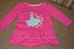 Туника  платье  для девочки Дисней Disney