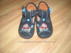 Текстильные сандалитапки18-11см