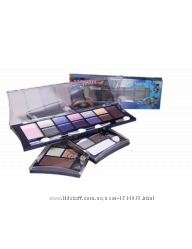 Color Palette Eyeshadow Pearl & Matte тени набор CTE12 Triumf