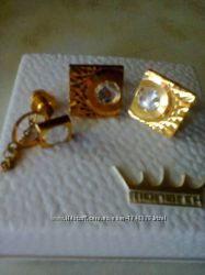 Набор из трёх предметов Запонки Монарх