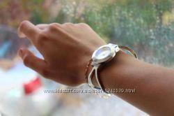 Женские часы крабик