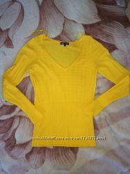 Брендовая трикотажная блузка от фирмы MONTON, размер L