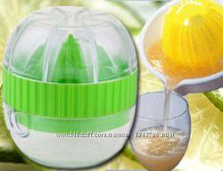 Пресс для цитрусовых, лимона и лайма Lemon Matic Лемон Матик