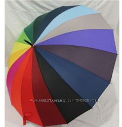 Зонт -трость Радуга