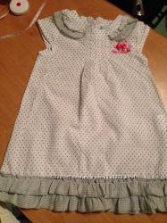 Легкое платье сарафан Coccodrillo для девочки 92 см, 1, 5 года, 2 года