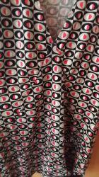 Женская красивая футболка Naf Naf с ремешком, размер M - L