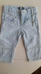 Бриджи капри джинсы Canada для девочки 3 года 4 года