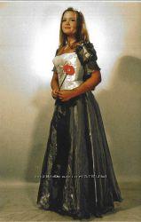 Вечернее платье на выпускной бал 48р.