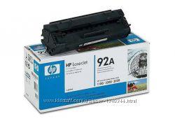 Оригинальный новый картридж HP LJ 92А 11001100A