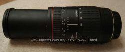 Объектив sigma af. mf zoom lens 70-300mm f 4-5. 6dl macro super