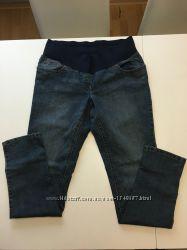 Джинсы для беременных Benetton Jeans. Размер M