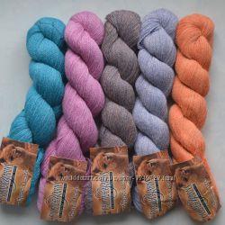 Пряжа из шерсти альпаки Cascade Yarns Alpaca Lace
