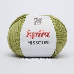 Летняя пряжа Katia Missouri