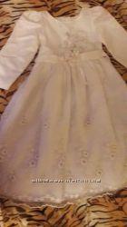dbd7926895b Нарядное платье на девочку 5 - 11 лет
