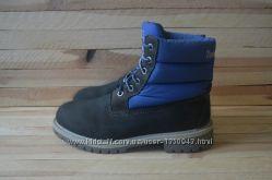 Timberland ботинки натуральная кожа 22 см