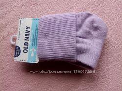Носки сиреневые для девочки Old navy на 4-5 лет.
