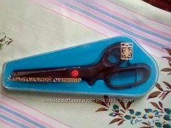 Ножницы большие многоцелевые в оригинальной упаковке Харьковский сувенир