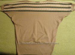 Симпатичная футболка кофта с рукавом летучая мышь Турция