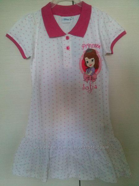 Продам платье на девочку Disney Princess Sofia, р. 116