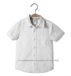 Продам рубашки с коротким рукавом на мальчика C&A Германия, р. 122, 128