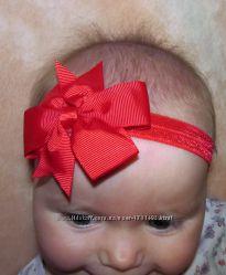 Повязки на голову для малышек