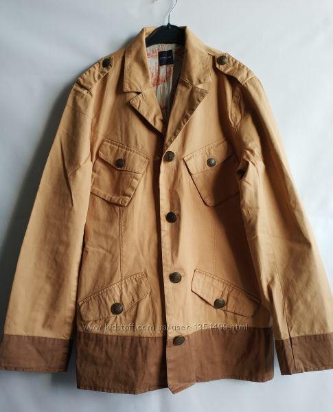 Распродажа  Мужская куртка тренч французского бренда Promod