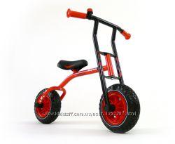 Беговел Smart велобег красный Milly Mally 434560