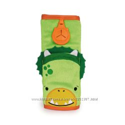 Накладка на ремень безопасности Динозавр Dudle Trunki TRUA0105