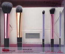 Набор кистей для макияжа Real Techniques Deluxe Gift Set