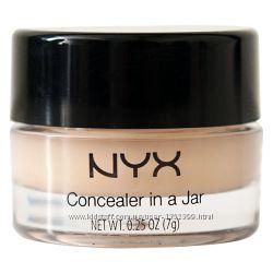 Консилер для лица NYX Concealer Jar