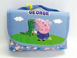 Школьный набор Свинка Пеппа, с набором канцелярских принадлежностей