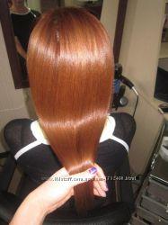 Кератин. Выравнивание и Лечение волос.