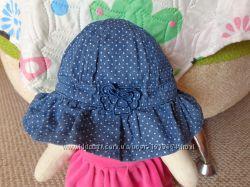 Панамки, шляпа, кепочка, шапки, повязки для малышки