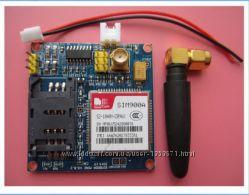 SIM900A mini V4. 0 GSM GPRS SMS модуль  антенна для Arduino