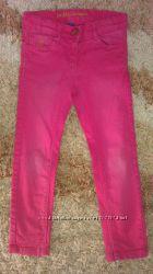 Pretty in mexx  яркие, узкие джинсики
