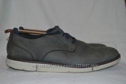 Clarks 43р  туфли сникерсы ботинки слипоны мокасины Оригинал 2016