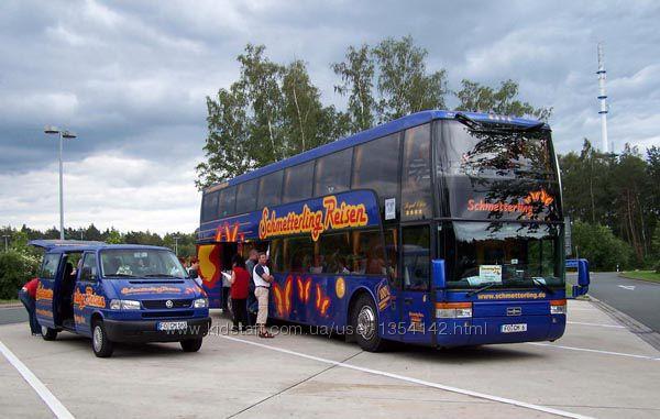 Автобусные экскурсии из спб