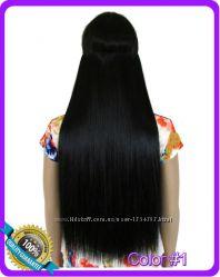 Волосы для наращивания на клипсах