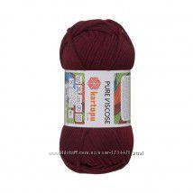 Пряжа для вязания Kartopu pure viskose